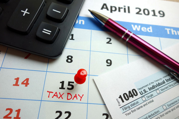 tax day is monday april 15 how do i file a tax extension
