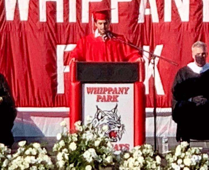 Whippany Park first outdoor Commencement Exercise - Morris Focus