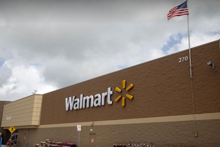 Arrest for Shoplifting at Walmart - Morris Focus